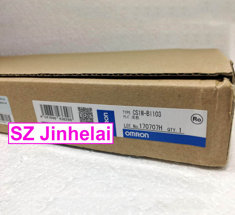 New and original CS1W-BI103(CS1W-B1103) OMRON PLC Baseplate new original module cs1w id211 high quality