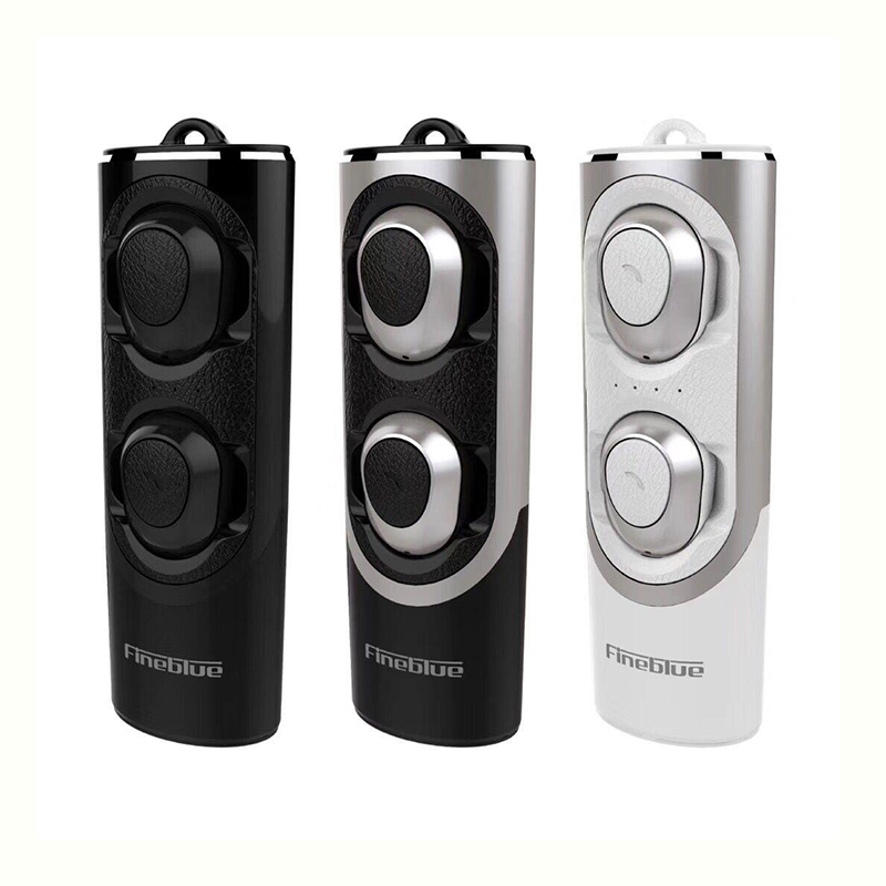 Fineblue RWS X8 twins Bluetooth 5 0 Earphone Mini Wireless Small Earbuds Stereo for phone sport