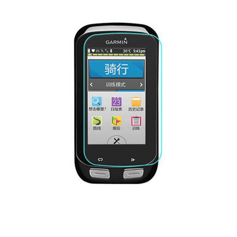 مكافحة فقاعة الزجاج المقسى طبقة رقيقة واقية الحرس للغارمين حافة 1000 اللون لمس GPS شاشة الكريستال السائل واقي للشاشة غطاء