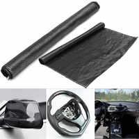 60x90/180/270 cm 3 K 200gsm véritable armure tissu en Fiber de carbone tissu 2/2 Twill pour l'industrie commerciale réparation 3 taille