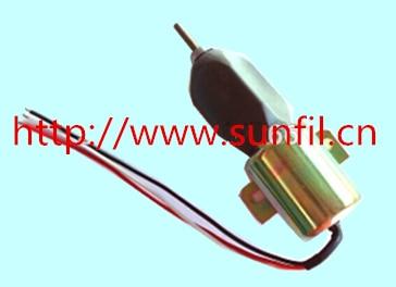 Stop Solenoid Valve  1751ES-24E3ULB1S5 1700-1519 ,24V,4PCS/LOTStop Solenoid Valve  1751ES-24E3ULB1S5 1700-1519 ,24V,4PCS/LOT