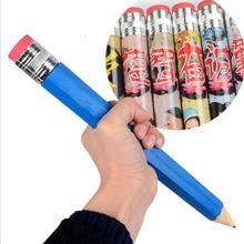 1 Pcs Super Large Pencil Big Student Stationery Kids Activities Gifts original 1 pcs super x5dl8 gg scsi 320m