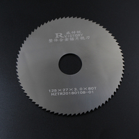 2Pcs Saw Blades Tungsten Steel Diameter 125mm Circular Saw Blades Cutting Tool High Quality
