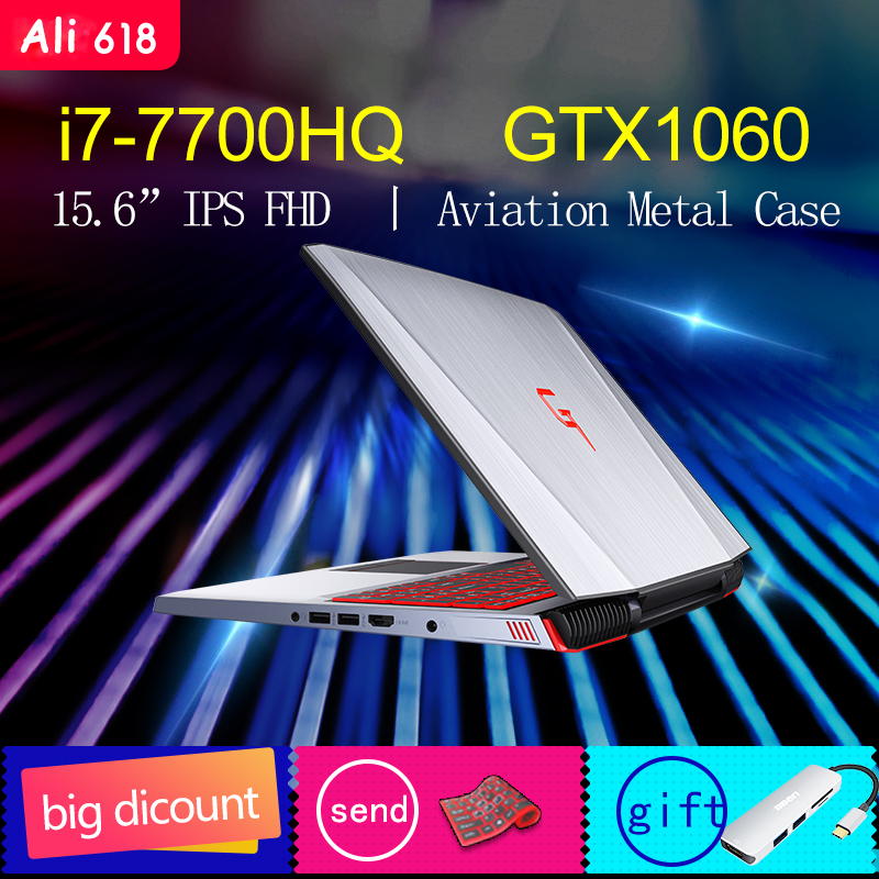 BBen G16 Windows 10 Laptop NVIDIA GTX1060 GDDR5 Intel i7 7ths