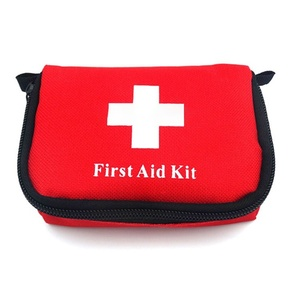 Image 5 - 11Items/28 Pcs Draagbare Reizen Ehbo kit Outdoor Camping Emergency Medische Zak Bandage Band Hulp Survival Kits zelfverdediging
