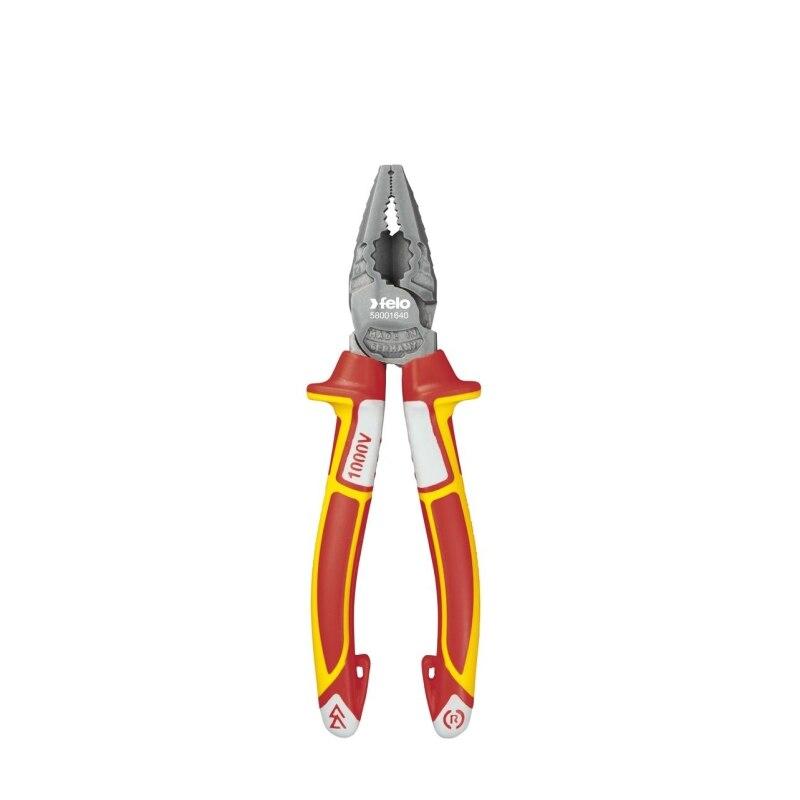 Plier FELO 58001640 (Insulating length 160mm, work under voltage достигающим to 1000В) lodestar l202206 6 diagonal cutting plier
