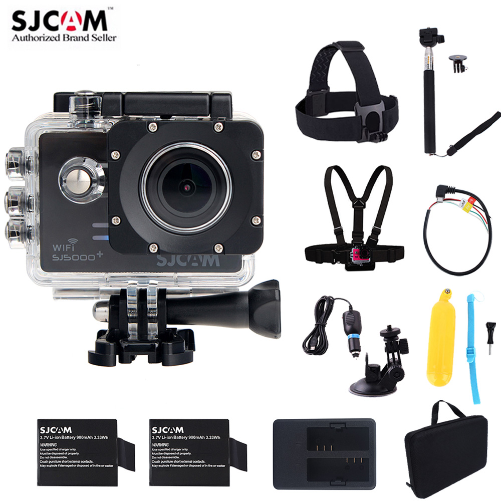 100% original SJCAM SJ5000 Plus WiFi 1,54