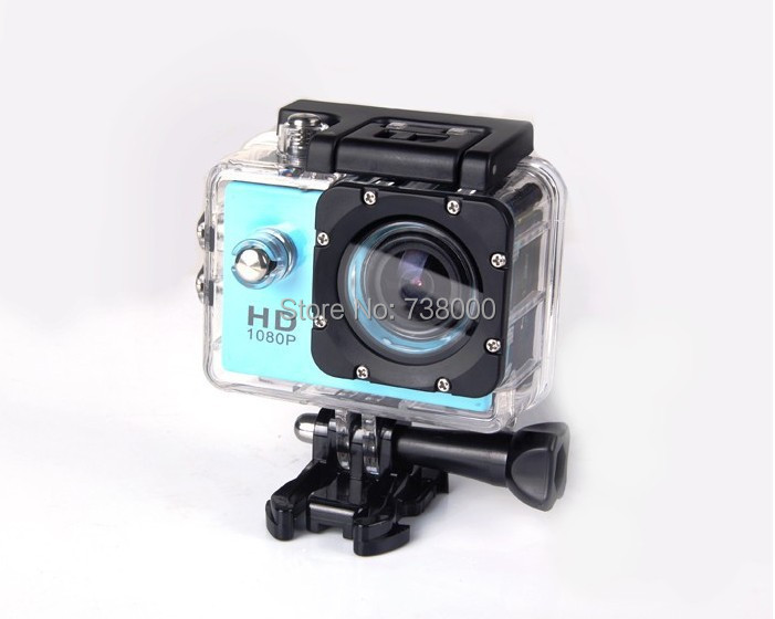 Sport mini Action Camera Diving 30Meter Waterproof 1080P Full HD SJ4000 Helmet Underwater Cameras DV Car DVR - A Best Store store