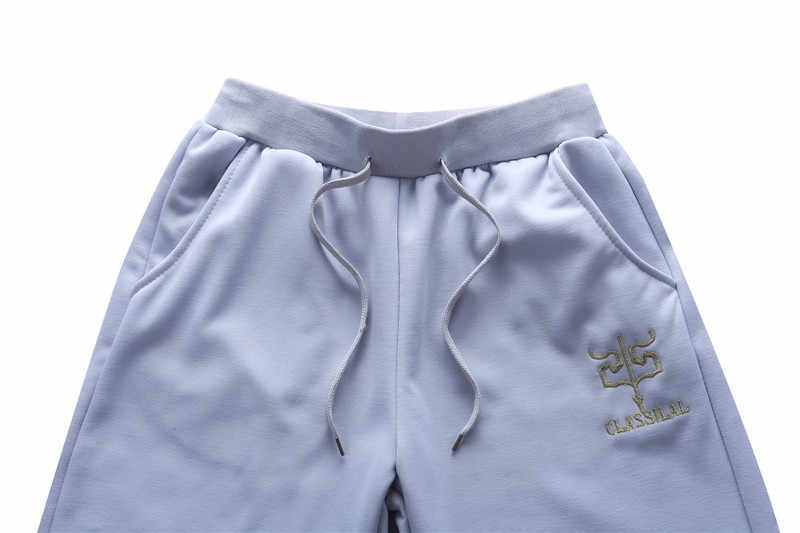 Спортивный костюм для мужчин 2018 повседневное осень флисовая толстовка + треники буксировочные штук мужские наборы Брендовая верхняя одежда