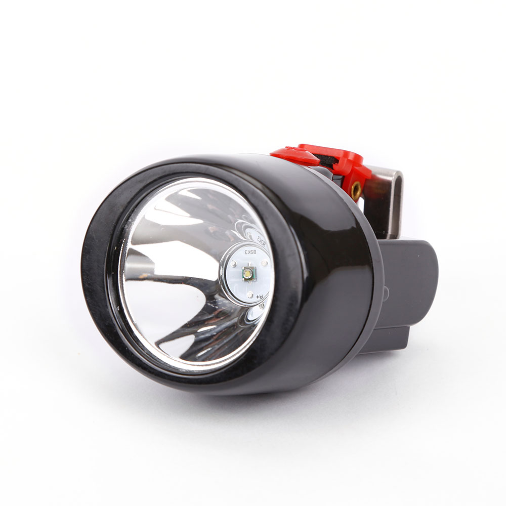 Image 2 - Hunting Friends Wireless Mining Light KL3.0LM Waterproof LED Headlight Explosion Rroof Cap Lamp Rechargeable Mining Headlamp-in Headlamps from Lights & Lighting
