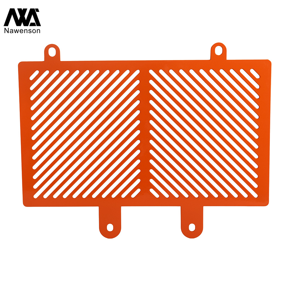 Image 2 - Radiator Guard Grill Cover Protector For RC125 RC200 RC390 2015 2018 2017 2016 Motorcycle Accessories Parts-in Covers & Ornamental Mouldings from Automobiles & Motorcycles