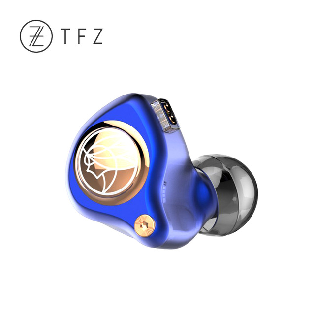 TFZ KING LTD KING LTD HiFi In-ear Monitor Earphone IEM with Double Magnetic Circuit Graphene Driver 2pin/0.78mm Detachable Cable 1