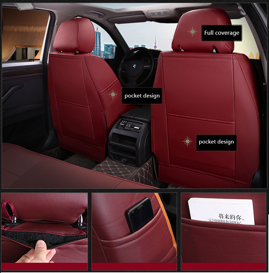 covers for vehicle seat (17)