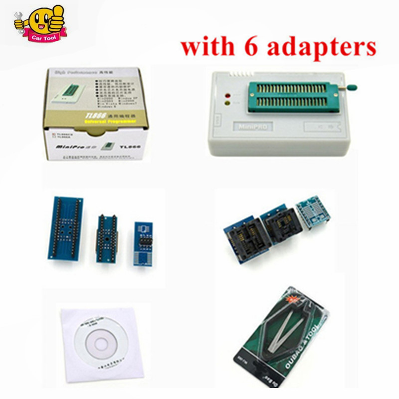 цены  MiniPro TL866 Universal Programmer TL866CS Willem Bios Programmer Support about 13000 Chips/IC High Quality Free Shipping