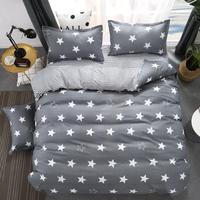 Wholesale High Quality Duvet Cover 3 4 Pcs Twin Full Queen Size Set Of Bed Linen