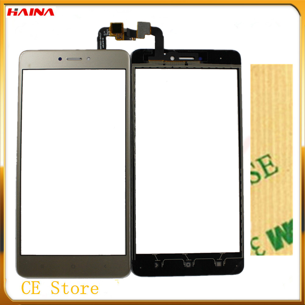 3m Tape Touch Panel Touchscreen For Xiaomi Redmi Note 4x Smartphone Screen Digitizer Front Glass Sensor With Tools In Mobile Phone Lcds From