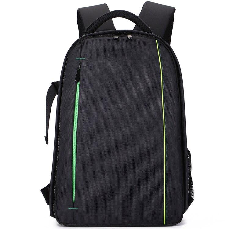 Colorful Camera Backpack Waterproof Nylon Material DLSR Camera Bag Case for Canon Nikon Cameras Bag Backpack цены онлайн