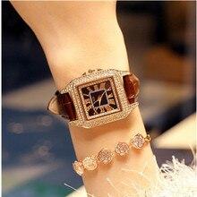 купить Women Watches Fashion Dress Watch Quartz Luxury Casual Water Resistant  Gift for Ladies Relogio Feminino Popular Buckle по цене 1135.24 рублей