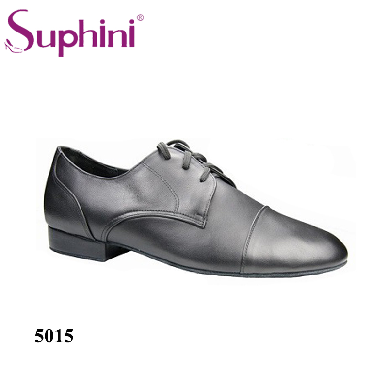 Free Shipping Suphini Leather Ballroom Dance Shoes Professional Men Latin Dance Shoes 2017 new bikinis women swimsuit high waist bathing suit plus size swimwear push up bikini set vintage retro beach wear xl page 9