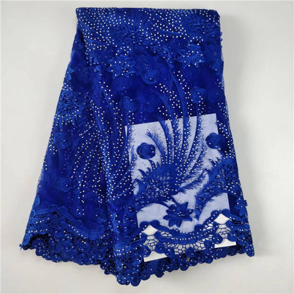 French Lace Fabric With Beads And Stones 2018 High Quality African Embroidery Lace Fabric Beautiful French Tulle Lace for womenFrench Lace Fabric With Beads And Stones 2018 High Quality African Embroidery Lace Fabric Beautiful French Tulle Lace for women