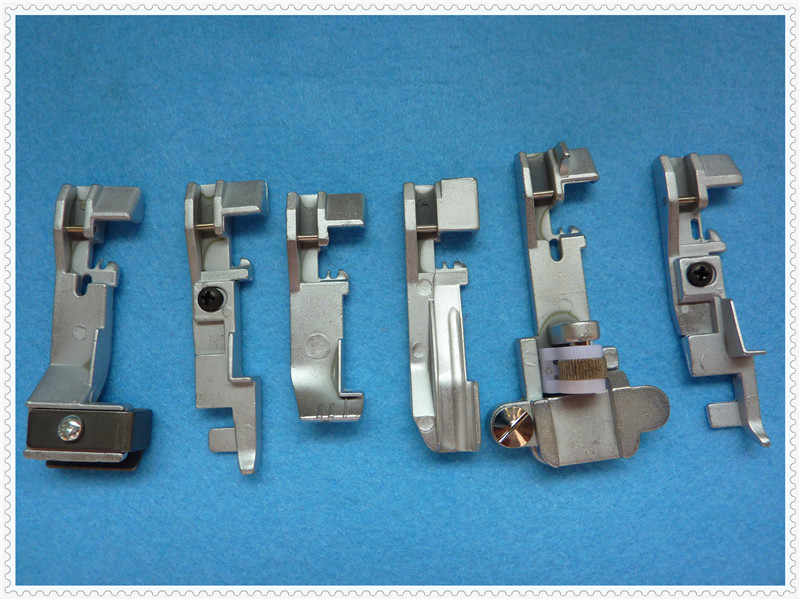 Household Serger/Overlock Sewing Machin Presser Foot, Fit For Singer 14CG754/14SH654/14U555/14U557,Consew 14TU,Juki 644D/735/04D