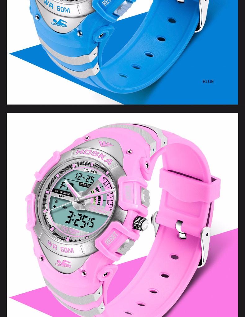 Analog Digital Watch