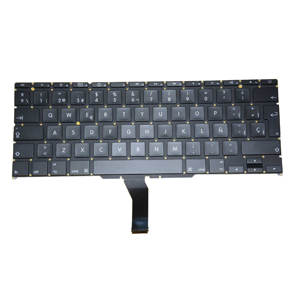 New Laptop keyboard for   Apple Macbook Air 11 A1370 A1465 SP  layout original new laptop keyboard for apple macbook a1260 keyboard free shipping