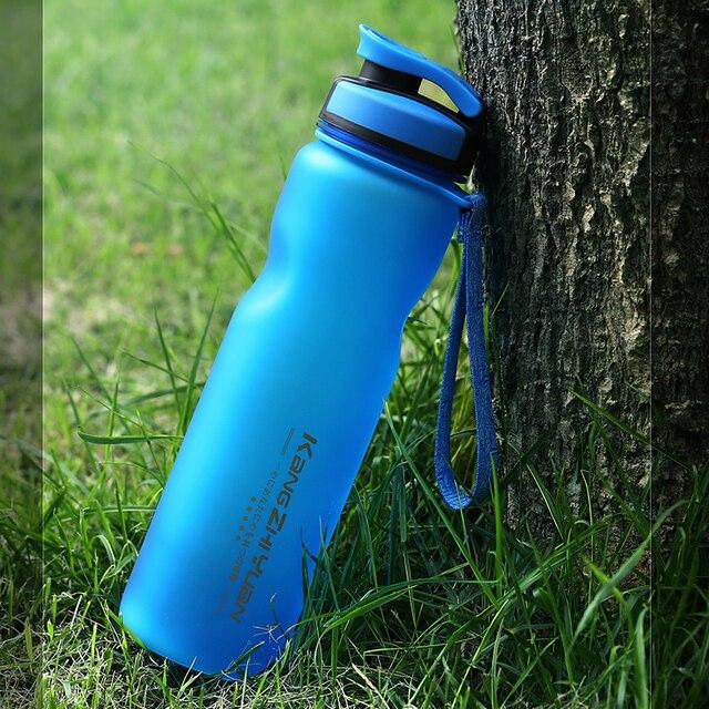 1000ML/600ML Sport Water Bottles Drinking Water For Bottle My Water Tea Infuser tumbler Portable Space Bike Cycling  4