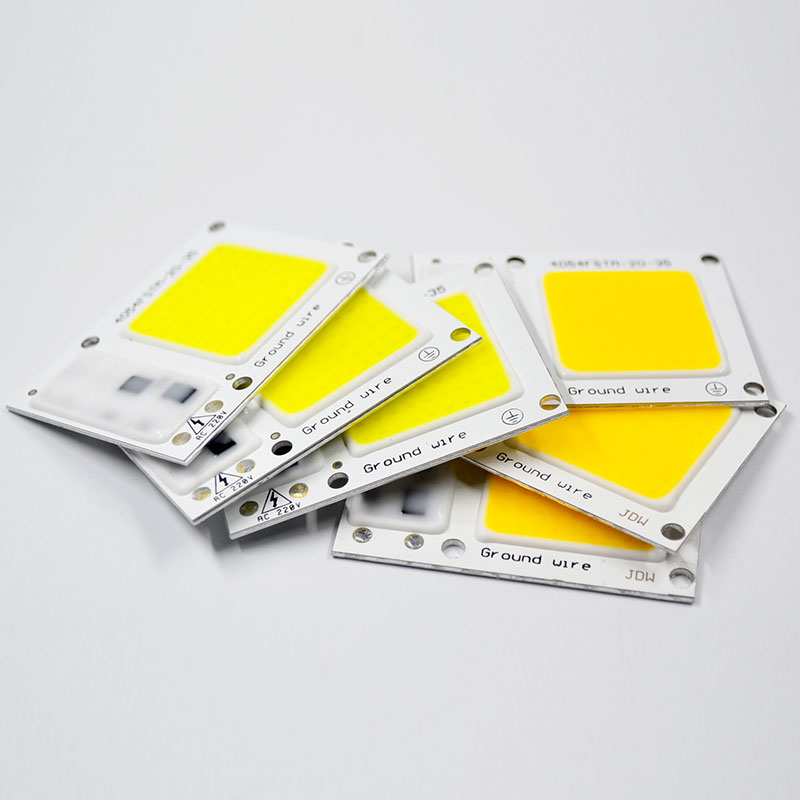 High Power LED Matrix For Projectors 15w 25w 35w 50w DIY Flood Light COB Smart IC Driver LED Diode Spotlight Outdoor Chip Lamp