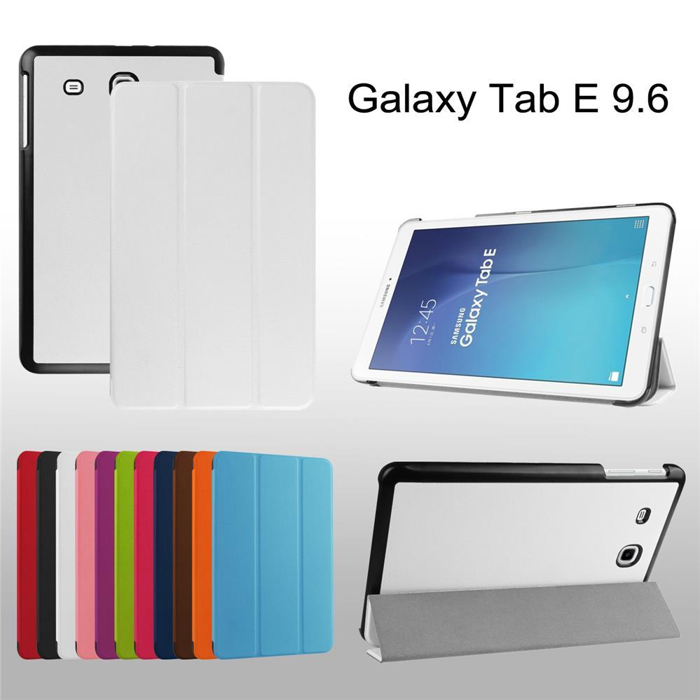 XSKEMP De Luxe Anti-Explosion Cas de Couverture Pour Samsung Galaxy Tab E 9.6 SM-T560/T561 Tablet Shell Avec Sleep & Wake Up Cadeau Gratuit