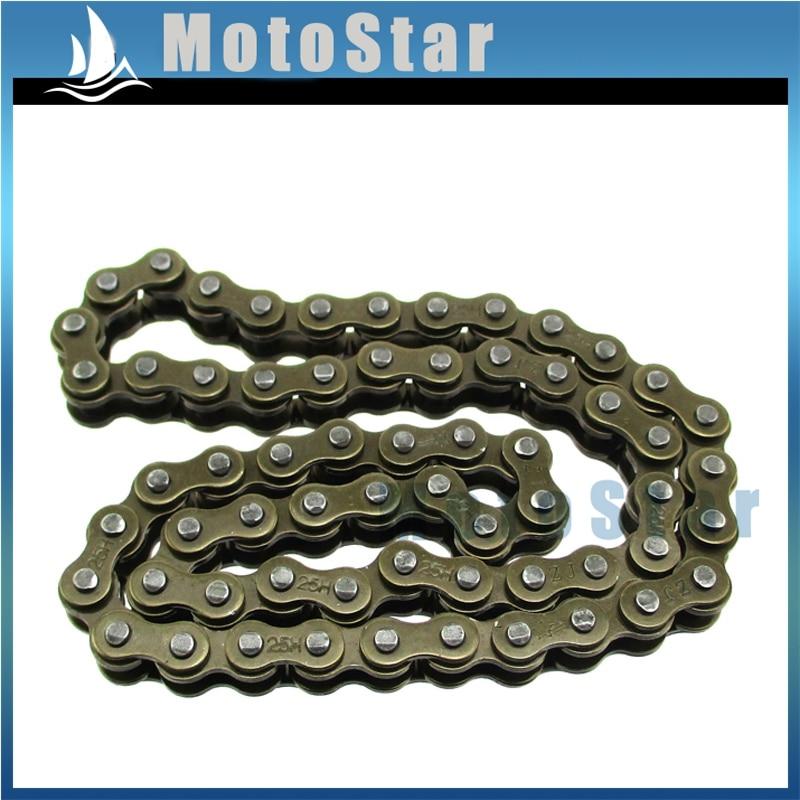 62 Link Starter Chain Fit 50cc 70cc 90cc 110cc 125cc ATV Scooter Dirt Bike
