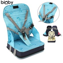 Booster Seats Baby Safty Chair Seat 3 Colors Fashion Portable Portable Travel High Chair Dinner Seat Light Weight Foldable