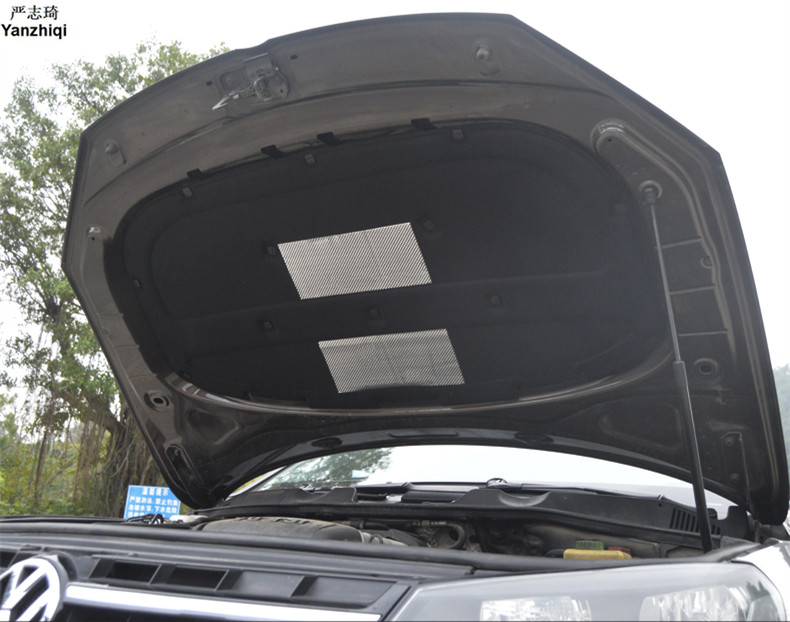 Изоляционная хлопковая изоляционная доска с крышкой двигателя для автомобиля для VW Volkswagen 2006 2010 2011 2017 Touareg аксессуары