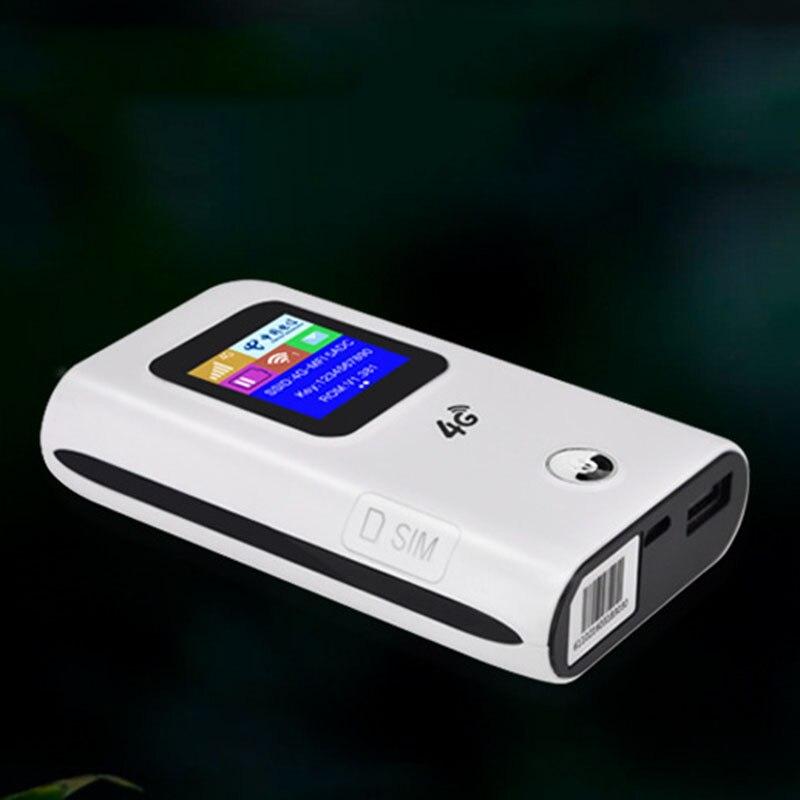 4G Wifi routeur voiture Hotspot Mobile sans fil haut débit poche Mifi déverrouiller Lte Modem sans fil Wifi Extender répéteur Mini routeur - 6