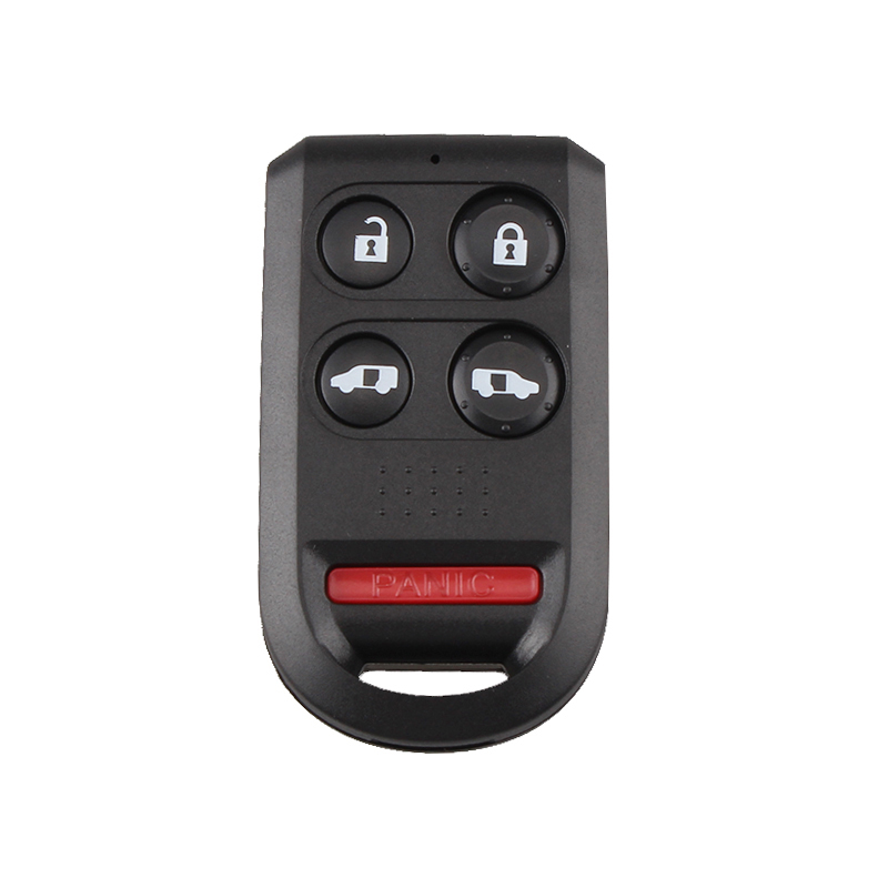 10pcs/lot Replacement for 2005-1010 Honda Odyssey Remote Car Key Fob 5 Buttons Shell Pad Case OUCG8D-399H-A