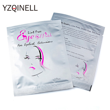 Patches for Eyelash Extension Under Eye Pads Eye Lash Extension Pads Patches for Eyelashes 25/50/100 pairs Lash Extension Tools 6