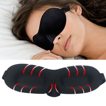 Portable Soft Travel Sleeping Mask Cover