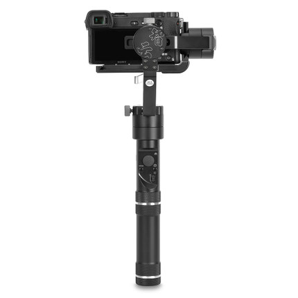 Zhiyun Crane M 3-Axis Brushless Handheld Gimbal Stabilizer for Mirrorless Camera Action Camera Support 650g fpv 3 axis cnc metal brushless gimbal with controller for dji phantom camera drone for gopro 3 4 action sport camera only 180g