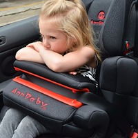 AnnBaby Luxury Child Safety Car Seat Baby 9 Months 0 3 4 12 Years Old ISOFIX