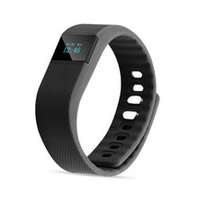 Health Bracelet Fitness Tracker TW64 Smart Band Waterproof Activity Wristband Pedometer Step Counter For Smartphone Android