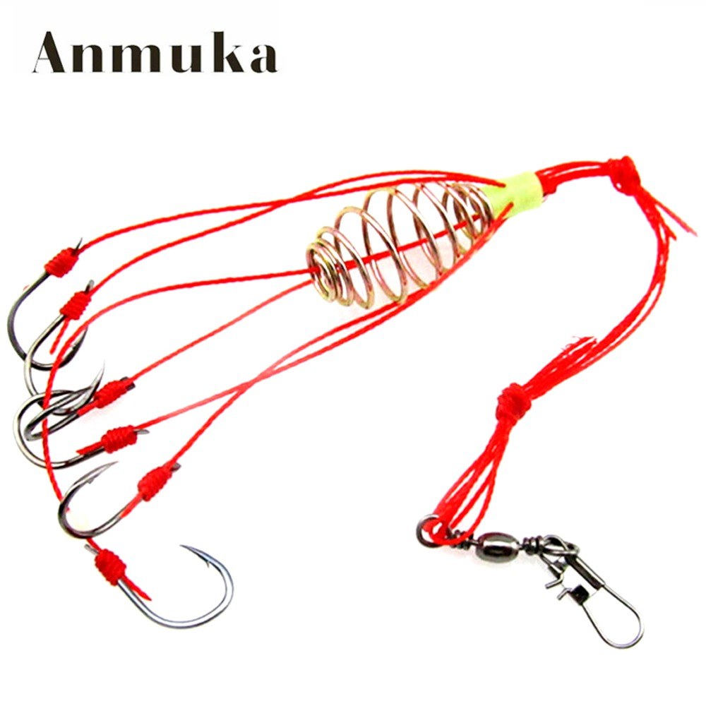4pcs explosion fishook fishing hooks pack fishing tackle for Fish n hook