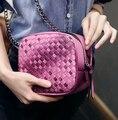 Женщины Сумка Crossbody Кожа Sacoche Femme Лето Женщина Небольшой Neverfull Цепи Плечо Старинные сумки Для Женщин