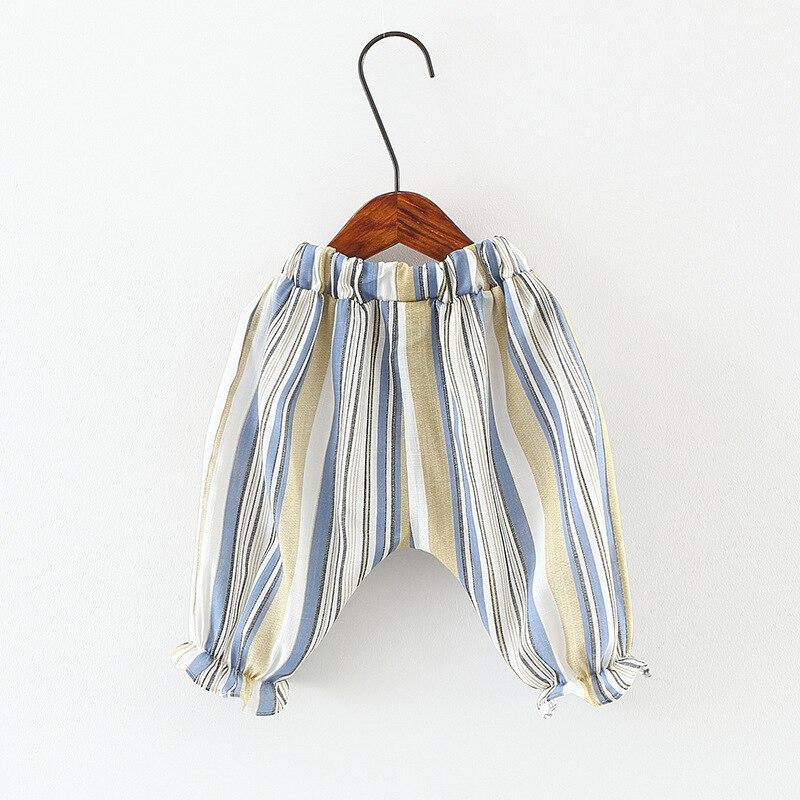 JIOROMY Новые детские одежда летом Хань вариант для девочек Горячие Стиль бар анти-москитные брюки тонкие детские трусы Оптовая продажа