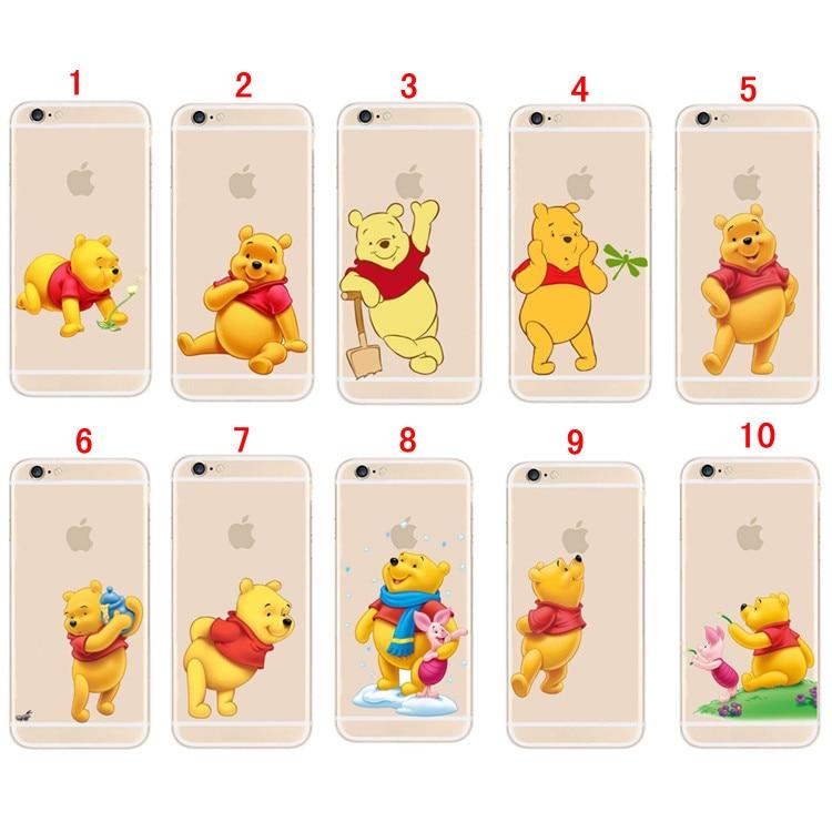 Pour iPhone X 8 7 6 6 S Plus 5 5S SE 5c Bande Dessin e