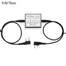 Yinitone RC 308 双方向無線中継トランシーバーリピータボックス K ポート 2 ハンドヘルドラジオ Baofeng UV 5R BF 888S KENWOD TYT