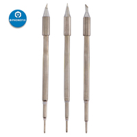 PHONEFIX Leisto T12 11 سبيكة لحام تلميح لحام القلم رئيس اللوحة الأم لحام محطة إعادة العمل-في مجموعات أدوات يدوية من أدوات على