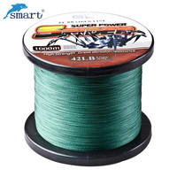 NEW Arrivel Super Strong 1000m 4 Stands Superpower Multifilament Strong Fishing Line PE Braided Fishing Line