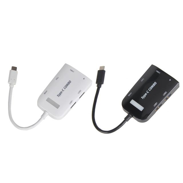 5 Gbps 3 Portas SD/TF Leitor de Cartão USB 3.0 Hub Combo Adapter Suporte do windows 98/SE/ME/2000/XP/2003/2008/7/8