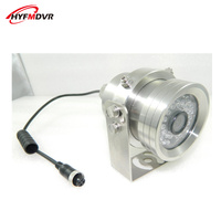 Infrared Explosion Proof Car Camera 2 Million Pixels 1080P 960P 720P AHD Coaxial Support SONY 700TVL
