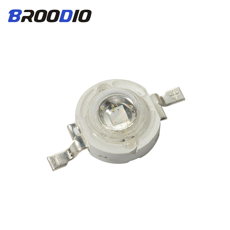 10pcs  1W UV 420-430nm LED ultraviolet LED High Power for LED plant grow light